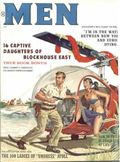 Men Magazine (1952-1982) Zenith Publishing Corp. Vol. 8 #9