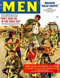 Men Magazine (1952-1982) Zenith Publishing Corp. Vol. 8 #10