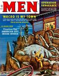 Men Magazine (1952-1982 Zenith Publishing Corp.) Vol. 8 #11