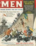Men Magazine (1952-1982) Zenith Publishing Corp. Vol. 9 #1