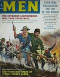 Men Magazine (1952-1982) Zenith Publishing Corp. Vol. 9 #3