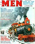Men Magazine (1952-1982) Zenith Publishing Corp. Vol. 9 #4