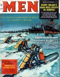 Men Magazine (1952-1982) Zenith Publishing Corp. Vol. 9 #6