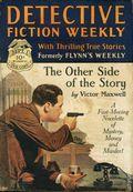 Detective Fiction Weekly (1928-1942 Red Star News) Pulp Vol. 35 #3