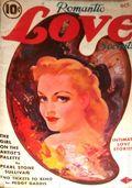 Romantic Love Secrets (1938 Columbia Publications) Pulp Vol. 2 #7
