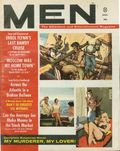 Men Magazine (1952-1982) Zenith Publishing Corp. Vol. 9 #8