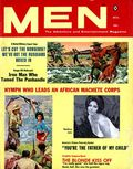 Men Magazine (1952-1982) Zenith Publishing Corp. Vol. 9 #10