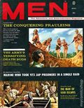 Men Magazine (1952-1982) Zenith Publishing Corp. Vol. 9 #11