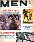 Men Magazine (1952-1982) Zenith Publishing Corp. Vol. 10 #1