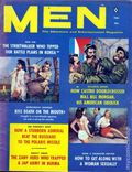 Men Magazine (1952-1982) Zenith Publishing Corp. Vol. 10 #2
