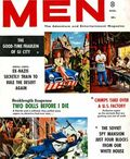 Men Magazine (1952-1982) Zenith Publishing Corp. Vol. 10 #3