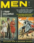 Men Magazine (1952-1982) Zenith Publishing Corp. Vol. 10 #4