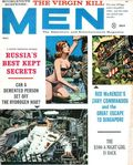 Men Magazine (1952-1982) Zenith Publishing Corp. Vol. 10 #5