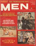 Men Magazine (1952-1982 Zenith Publishing Corp.) Pulp Vol. 10 #6