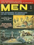 Men Magazine (1952-1982) Zenith Publishing Corp. Vol. 10 #8