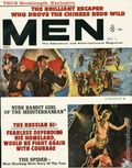 Men Magazine (1952-1982) Zenith Publishing Corp. Vol. 10 #11