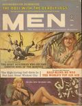 Men Magazine (1952-1982) Zenith Publishing Corp. Vol. 11 #1
