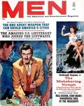 Men Magazine (1952-1982) Zenith Publishing Corp. Vol. 11 #2