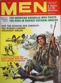 Men Magazine (1952-1982) Zenith Publishing Corp. Vol. 11 #3