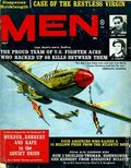 Men Magazine (1952-1982) Zenith Publishing Corp. Vol. 11 #7