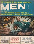 Men Magazine (1952-1982 Zenith Publishing Corp.) Pulp Vol. 11 #8