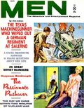 Men Magazine (1952-1982) Zenith Publishing Corp. Vol. 11 #9
