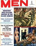 Men Magazine (1952-1982) Zenith Publishing Corp. Vol. 11 #12