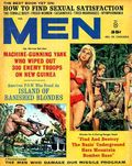 Men Magazine (1952-1982) Zenith Publishing Corp. Vol. 12 #2