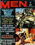 Men Magazine (1952-1982) Zenith Publishing Corp. Vol. 12 #3