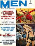 Men Magazine (1952-1982) Zenith Publishing Corp. Vol. 12 #4