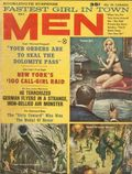 Men Magazine (1952-1982) Zenith Publishing Corp. Vol. 12 #5