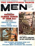 Men Magazine (1952-1982) Zenith Publishing Corp. Vol. 12 #6