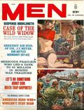 Men Magazine (1952-1982) Zenith Publishing Corp. Vol. 12 #8