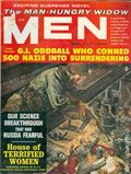 Men Magazine (1952-1982) Zenith Publishing Corp. Vol. 13 #3