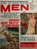 Men Magazine (1952-1982) Zenith Publishing Corp. Vol. 13 #4