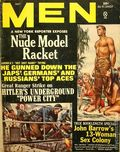 Men Magazine (1952-1982) Zenith Publishing Corp. Vol. 13 #5