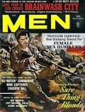 Men Magazine (1952-1982) Zenith Publishing Corp. Vol. 13 #8