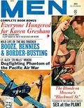 Men Magazine (1952-1982) Zenith Publishing Corp. Vol. 13 #9