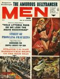 Men Magazine (1952-1982) Zenith Publishing Corp. Vol. 12 #10