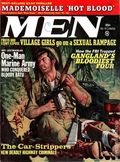 Men Magazine (1952-1982) Zenith Publishing Corp. Vol. 13 #12