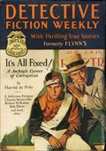 Detective Fiction Weekly (1928-1942 Red Star News) Pulp Vol. 35 #5