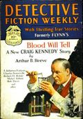 Detective Fiction Weekly (1928-1942 Red Star News) Pulp Vol. 35 #6