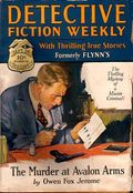 Detective Fiction Weekly (1928-1942 Red Star News) Pulp Vol. 36 #1