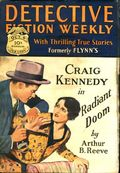 Detective Fiction Weekly (1928-1942 Red Star News) Pulp Vol. 36 #2
