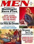 Men Magazine (1952-1982) Zenith Publishing Corp. Vol. 14 #6