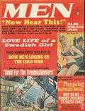 Men Magazine (1952-1982) Zenith Publishing Corp. Vol. 14 #7