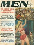 Men Magazine (1952-1982) Zenith Publishing Corp. Vol. 14 #8