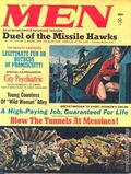 Men Magazine (1952-1982) Zenith Publishing Corp. Vol. 14 #9