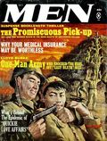 Men Magazine (1952-1982 Zenith Publishing Corp.) Vol. 14 #10
