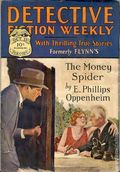 Detective Fiction Weekly (1928-1942 Red Star News) Pulp Vol. 36 #3